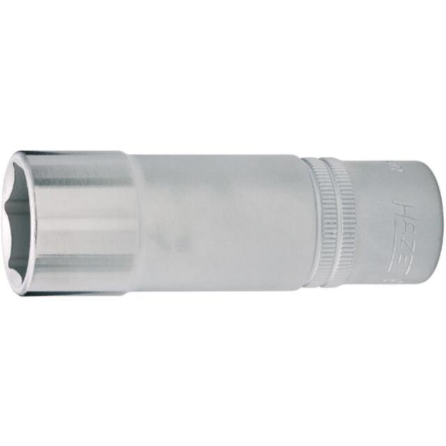 """HAZET 1/2"""" Zoll Steckschlüsseleinsatz Ø 18 mm lange Ausführung"""