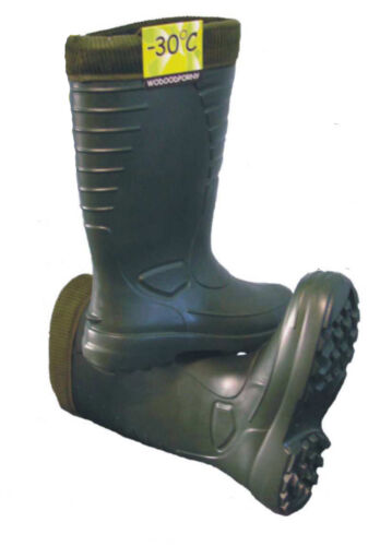 Gummistiefel Thermostiefel Stiefel 30 Grad  Gr 41-50