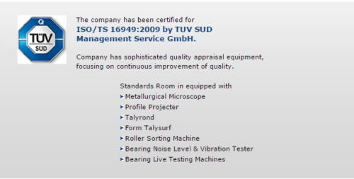 Quantities available. High end product 6305 Single-row ball bearing