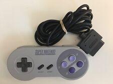 Authentic Super Nintendo SNES Controller Original OEM EXCELLENT CONDITION Tested