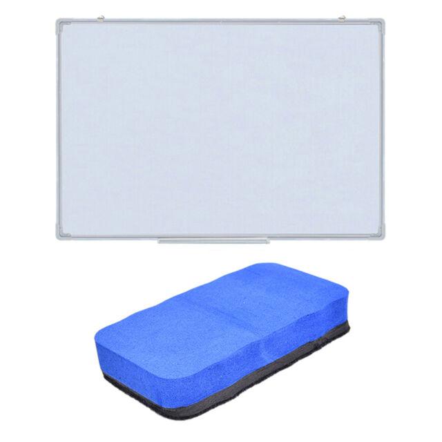 Magnetic Board Rubber Whiteboard Blackboard Cleaner Dry Marker Eraser OfficeATCA
