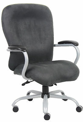 Titan 24 Hr Heavy Duty Executive Operator Office Chair in Charcoal