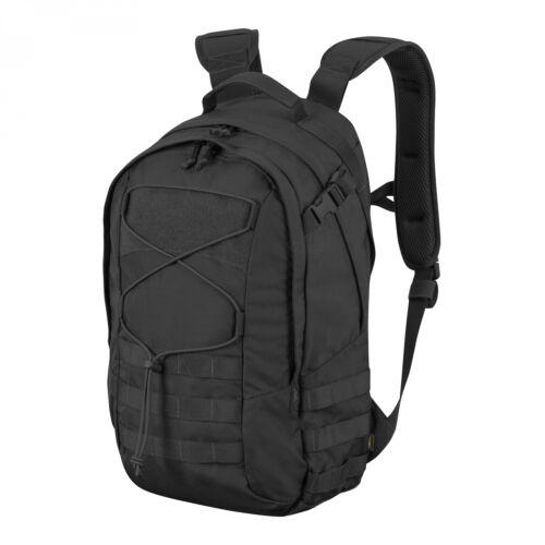 HELIKON-TEX EDC Pack Outdoor Loisirs Sport Jour Sac à Dos 21 L-Nylon-Noir