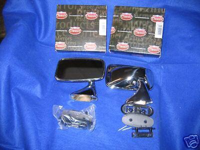 Authentique Tex Paire Porte Miroirs MGB Midget Mini Austin Morris GAM213//4 ***