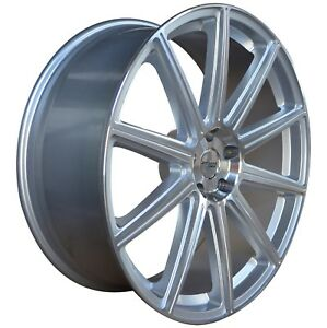 Details about 4 GWG Wheels 18 inch Silver MOD Rims fits NISSAN ALTIMA COUPE  3 5 2010 - 2013