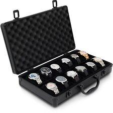 Tech Swiss ALBX12BK Metal Watch Case