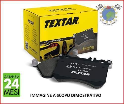 EEY Pastiglie freno Textar Post MERCEDES CLASSE G Cabrio Diesel 1989>