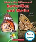 Butterflies and Moths by Lisa M Herrington (Hardback, 2015)