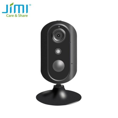 JH007 4G Mini Indoor HD IP Camera Wireless Audio Record Security CCTV Camera