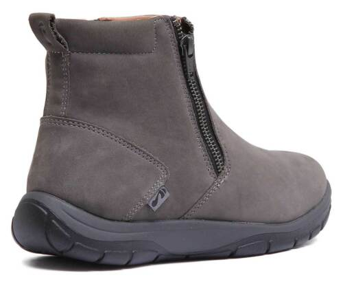3 Bamford grigio Women Leather Uk scuro Strive 8 stivaletti taglia Et8Owxqnd5