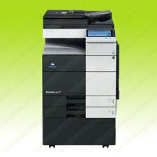 Konica Minolta Bizhub C654 Color Laser Printer Scan Copier Duplex 65ppm A3 Mfp