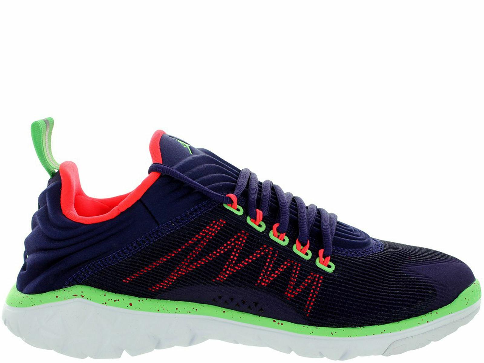 Mens New Jordan 654268 532 Flight Flex Trainer Athletic Fashion Sneakers 11 US