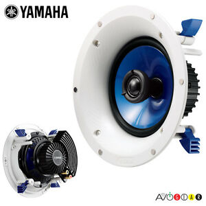 Yamaha-NS-IC600-In-Ceiling-Speaker-6-5-034-2-Way-Bezel-Less-Speakers-Refurb
