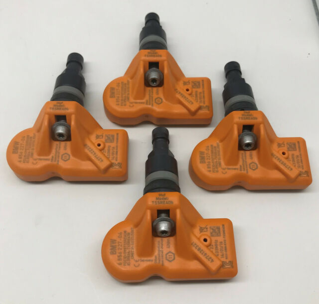 NEU Original BMW 6856227 RDK RDC Sensoren 5er F10 F11 6er F12 7er F01 F02 Grau