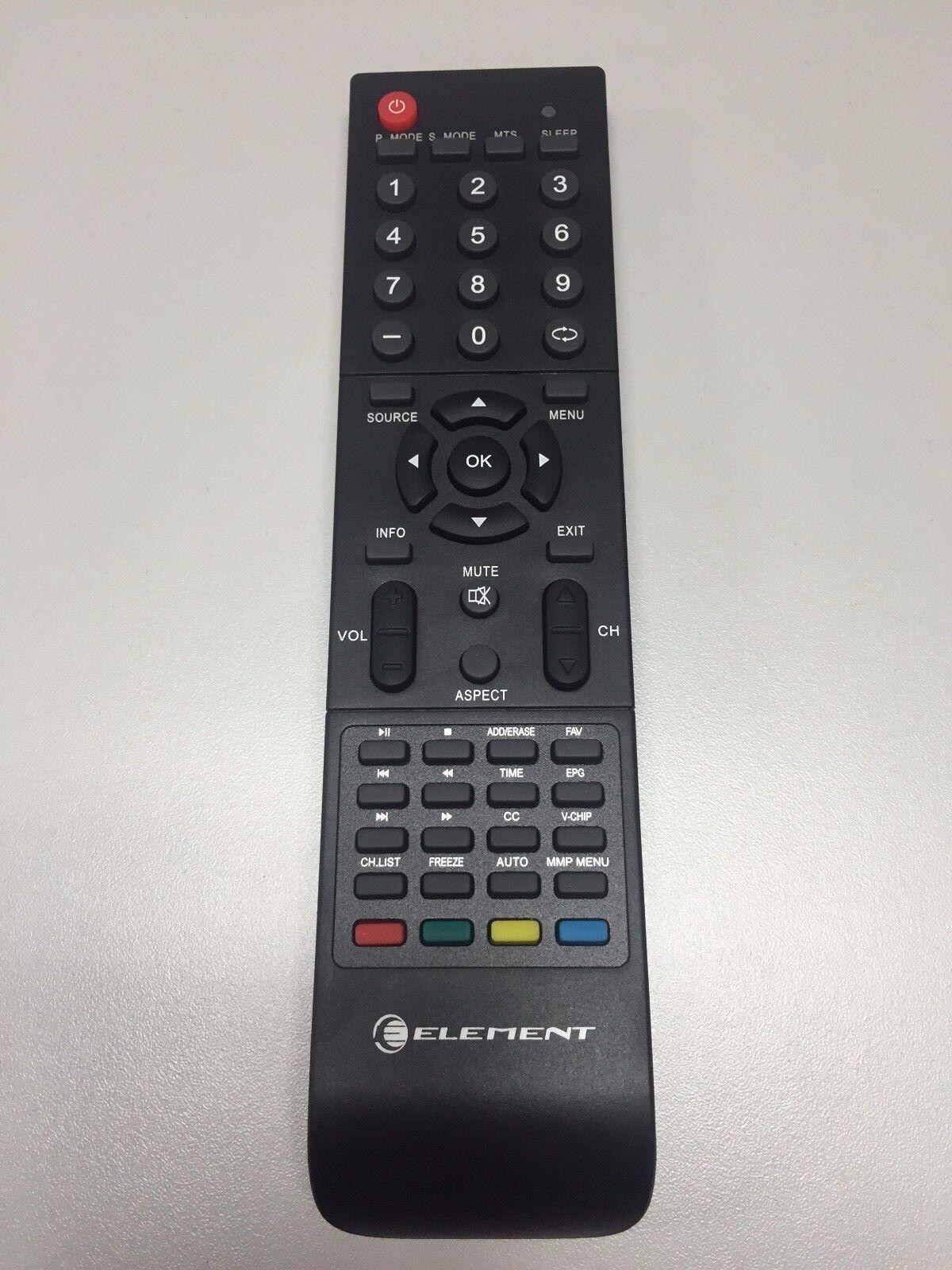 ELEMENT LED TV REMOTE CONTROL I14000000632 for ELDFT551 ELDFW462