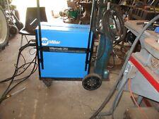 Welder Miller Matic 250 Mig Welder