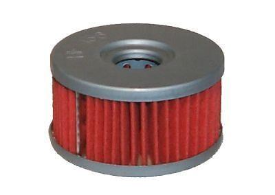 Oil Filter HiFlo HF136 for Suzuki DR350 L,M,N,P,R,S,T,V Off Road 90-98
