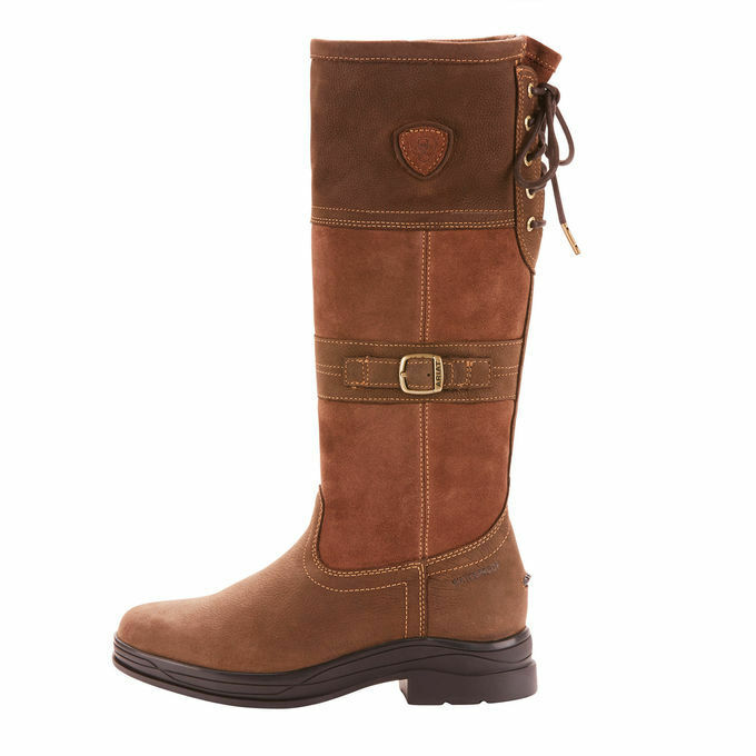 Ariat  Womens Langdale H20 In Java Brown Various Sizes  at cheap