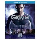 Grimm Season Three - 5 Disc Set 2014 Blu-ray