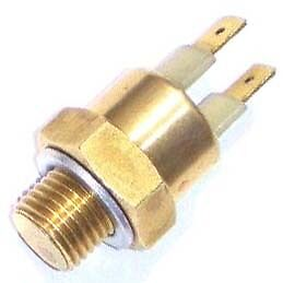 Ventilador Temp refrigeración interruptor 97c//85c M14 x 1,5 Para Kit De Auto Pista Rally
