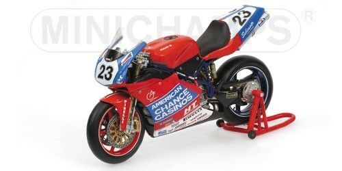 Sin impuestos 1 12 Ducati 998RS 998RS 998RS Mrkyvka SBK 2004 1 12 • Minichamps 122040223  los nuevos estilos calientes