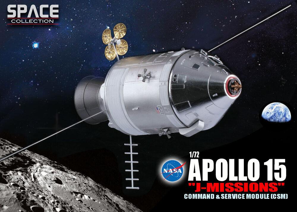 Dragon Wings Apollo 15   J-Missions  Comuomod Service Module (CSM) (50397)  Sconto del 70% a buon mercato