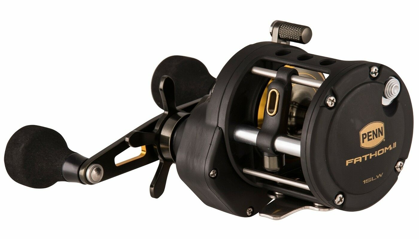 Penn Fathom II Level Wind Multiplier Fishing Reels-  NEW for 2019   novelty items