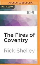 Federation War: The Fires of Coventry 2 by Rick Shelley (2016, MP3 CD,...