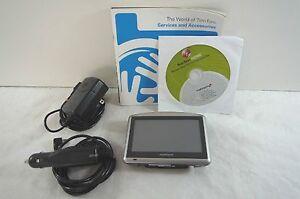 TomTom One XL Navigator GPS 4S00.000 | eBay