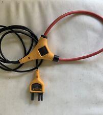 Fluke I2500 18 Iflex Current Probe 2500 A 18 Cat Iv 600 V Cat Iii 10 B