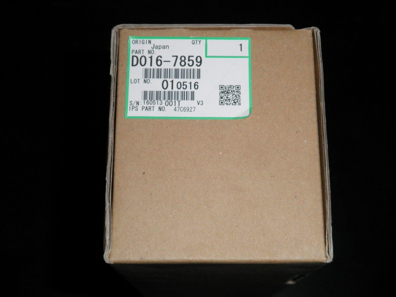 Genuine Ricoh placa extractora: Rodillo caliente D016-7859 D0167859 47C6927 47C6927 47C6927 C900s C720s fa5a7b