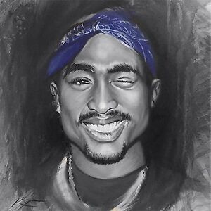 Pac Canvas Painting