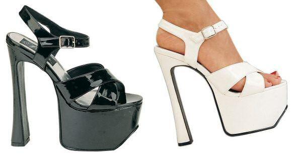 Candy 40 Platform Sandals   Pleaser