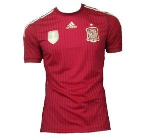 Details zu Spanien Spain Trikot adiZero 201314 Adidas