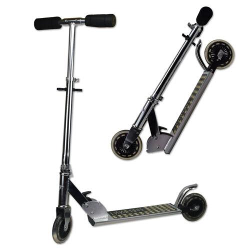 Kinderroller zusammenklapprbar Scooter Cityroller Kinderscooter bis 50kg Roller
