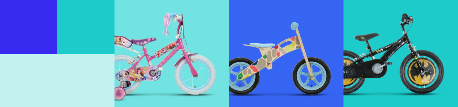 20% off All Kids Bikes