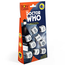 Story Cubes Mix - Hangtab Doctor Who Rory Creativity Hub Game Multi Boardgame Di