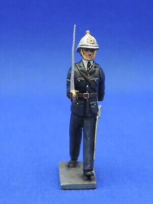 Royal Marine Standing 54mm Metal Toy Soldier