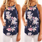 Sexy Women Summer Loose Vest Tank Top Lady Sleeveless Blouse Casual T-Shirt