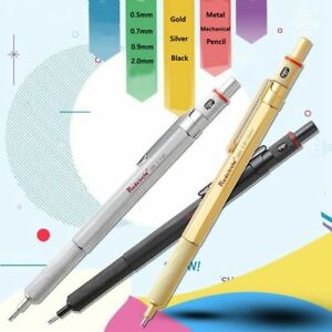 1pc-2-0mm-0-9-1-0mm-0-7mm-0-5mm-Drafting-Metal-Mechanical-Pencil-For-Drawing