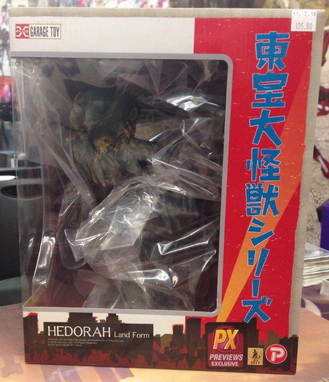Formulario de tierra Hedorah PX vistas previas Exclusivo Figura Godzilla Toho Serie Nuevo