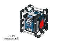 Bosch Akku-Radio Baustellenradio GML 50 Clic&go 0601429600
