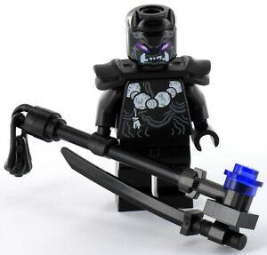 Details Zu Lego Ninjago 853866 Minifigur Oni Dämon Mit Waffen Schurke Neu
