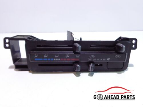 NON A//C TOYOTA HIACE POWER VAN 98-08 HEATER CONTROL PANEL /& FAN SWITCH