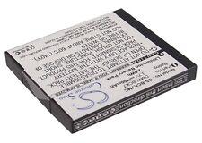BATTERIA agli ioni di litio per Panasonic Lumix DMC-S1A Lumix dmc-fx78k Lumix dmc-fh25r NUOVO