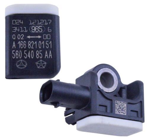 Mercades Benz 2012-18 ML350 W166 FRONT IMPACT CRASH SRS A1668210151