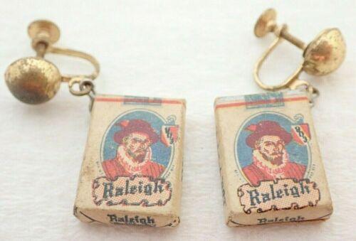 Vintage Raleigh 903 Brand Miniature Cigarette Pack