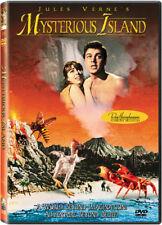 Mysterious Island (DVD, 2002)