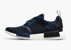 acc8fc4659c07 Adidas NMD R1 Mystery Blue Nomad Collegiate Navy New Men Size US 7.5 ...