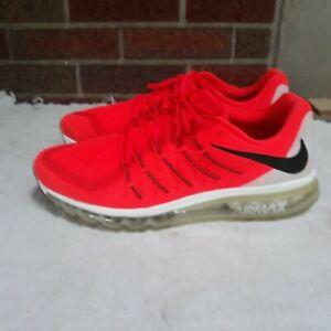 Para Hombre Talla 13 Nike Air Max 2015 Zapatos Blancos ...